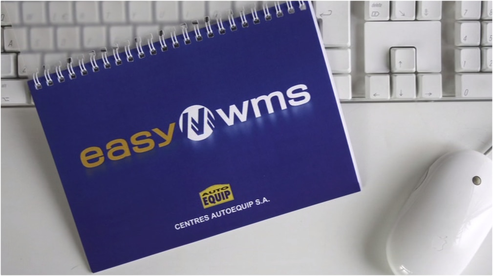 Case study software Easy WMS: Autoequip
