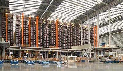 Skupina Porcelanosa poveruje firmu Mecalux prácami na rozšírení svojho logistického centra