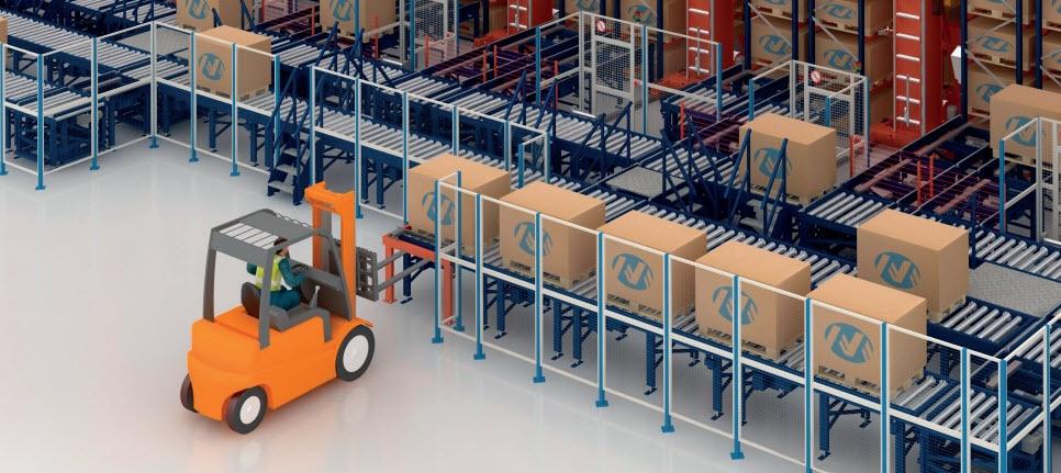 Automatizácia skladu IKEA Components na Slovensku